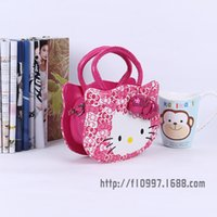 hello kitty tote bags - Hello Kitty Tote Cute Hello Kitty Bags children Casual Handbag Cartoon Lovely Shoulder bag