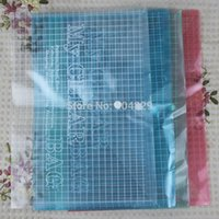 Wholesale file folder for document packet clear filling paper bag office supplies