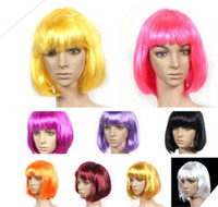 Cheap Carnival Wigs Best Synthetic Hair