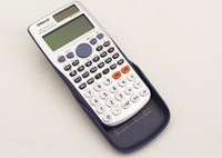 dual calculator - FX ES Plus Students Scientific Calculator Dual Power with functions the same to casio FX es AS A teacher gift