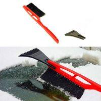 Cheap New Car Ice Scraper Snow Brush Shovel Spade Removal Emergency Auto Clean Tool Good Helper Free Shipping