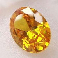Wholesale UNHEATED CT YELLOW SAPPHIRE OVAL SHAPE AAA NATURAL LOOSE GEMSTONE