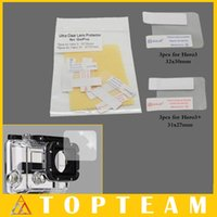 best operations - For Gopro Hero Best Material Lens Protector for GoPro Hero3 for GoPro Hero3 Ultra Clear Easy operation
