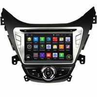 "Hyundai Elantra /Avante /I35 2011-2013 Special In-Dash DVD Player Quad-Core 1024*600 Android 4.4 HD 2 din 8"" Car Radio Car DVD GPS for Hyundai Elantra  Avante  I35 2011-2013 With 3G WIFI BT IPOD TV USB AUX"