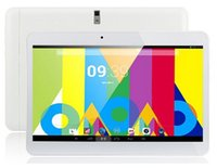 Wholesale 10inch g Quad Core Tablet MTK6582 G Android Phone Call GRam G Rom Dual Sim Card Slot g Bluetooth GPS Tablet