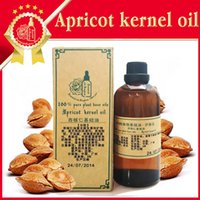 almond plants - pure plant base oil Essential oils Kingdom skin care French Apricot nucleolar oil almond kernel oil ml Massage