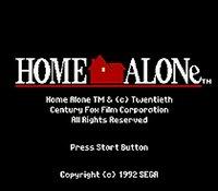Wholesale Home Alone Game Cartridge Bit Big Black Game Card For Sega Mega Drive Genesis
