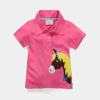 animal t shirts - 2015 Summer New Children Clothes Boy T shirts Zebra Short Sleeve Fashion T shirts Y