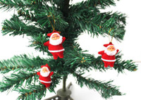 Wholesale New Arrivel Amazing Chritmas Hanging With Colorful For Chrismas Decoration Cute Christmas Tree Hang Decorations