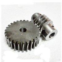 Wholesale Gear T Ratio M Iron Worm Gear Worm Rod Gear D MM