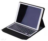 Teclado Bluetooth inalámbrico Moda ipad portátil pro delgada inteligente caso de la cubierta 12.9 pulgadas independiente para pro apple ipad