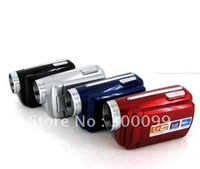 Wholesale Max MP quot TFT LCD Digital Video Camera with LED Flash Light DV139