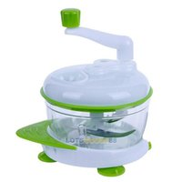 Wholesale LS4G Multi function Food Processor Chopper Slicer Fruit Meat Grinder Shredder