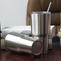cup - Bilayer Stainless Steel Insulation Cup OZ YETI Cups Cars Beer Mug Large Capacity Mug Tumblerful