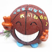 Wholesale Cofre Cofrinho Moeda Candy Machine Give Students Birthday Gift A Children s Day Boyfriend Or Girlfriend Basketball Piggy Bank