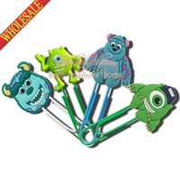 big book holder - Big Sale Monster University kid love Paperclip Bookmarks for Book Page Holder School Office Party Supplies Stationery