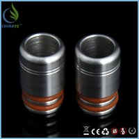 best electronics materials - drip tip size wide bore drip tips for vapor stainless steel material the best electronic cigarette