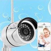 alert surveillance - Vimtag Outdoor Security Camera Surveillance Wireless Wi Fi Video Monitoring Day Night IR CUT Motion Detection Push Alerts