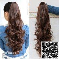Cheap horsetail wig Best curly hair