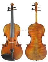 Wholesale Ch J B Collion Mezin Copy French violin Master Level Professional handmade antique Violin Austrian Spruce wood wood foam violin necklace