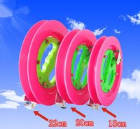 Wholesale Professional Color Kite Ball Bearing Reel Line Winder Grip Wheel With Line