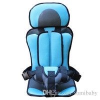 child harness - 2016 New Years Old Baby Portable Car Safety Seat Kids Car Seat kg Car Chairs for Children Toddlers Car Seat Cover Harness