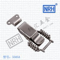 aluminium luggage case - NRH Carolina Department of luggage hardware A Bafei Lin spring clasp buckle clasp instrument case stainless steel