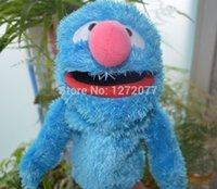 baby grover - The Sesame Street Hand Puppet Baby Plush Toy Cookie Monster Grover