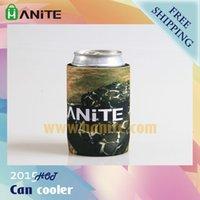 beer coolies - Custom imprint sports neoprene stubby holder can cooler beer coolies