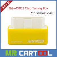better performances - 2015 Newly Plug And Drive NitroOBD2 Performance Chip Tuning Box better than elm327 For Benzine Cars