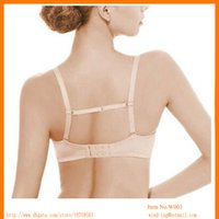 Wholesale sexy solution bras back adjustable strap underwear accessories hot selling assorted color low back bra converter