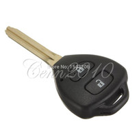 Wholesale Remote Key Fob Shell Buttons for Camry for Corolla for Hilux for Prado for Tarago RAV4 For Toyota order lt no tracking