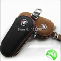 best buick cars - Fashion best quality Genuine Leather Special Surrounded by All of Car Key Case Cover For Buick key case