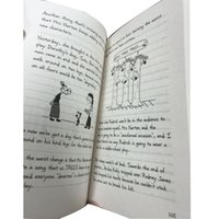 Wholesale In stock Used Popular Diary of a Wimpy Kid books in one set by Jeff Kinney