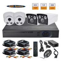Wholesale Security CH P AHD IR Camera Realtime DVR System MP Indoor Outdoor Surveillance Kit