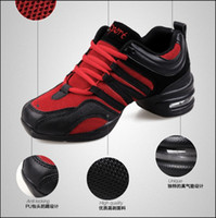 Wholesale EU34 Sports Feature Soft Outsole Breath Dance Shoes Sneakers For Woman Practice Shoes Modern Dance Jazz Shoes Discount
