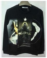 Cheap Hot Helling women New Fawn Bambi Notre Dame shark Naked woman Joining together Plus velvet Sweatshirts