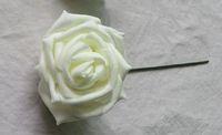 Cheap 6CM artificial handmade floral eva foam roses,diy craft arrangements bridal bouquet&flower ball&bouquets of toys&decoration car