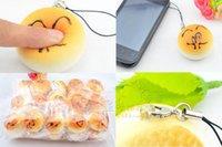 no minimum order - new hot selling kpop kwawii cute squishy buns custom lanyards no minimum order