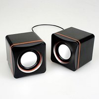 bass cost - DHL E A ultra low cost cheap heavy bass Cannon elegant appearance High quality mini speakers for computer