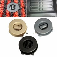 Wholesale 2015 Brand New Single Multi color Universal ABS Plastic Car Mat Carpet Clips Fixing Grips Clamps Floor Holders Sleeves Premium