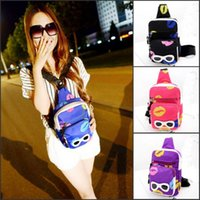 Wholesale 2014 Casual Student Backpacks Colors Fashion Backpacks Travel Leisure Chest Bags High Quality