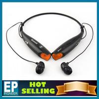 Wholesale HV800 HB730 HBS800 HBS750 HBS900 Headphone Bluetooth Stereo Headset Wireless Earphone Wearing Style universal Sport Neckband Earphone LG