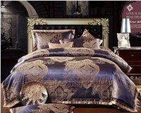 Cheap King size bedding set new arrival jacquard brand bedding quality duvet cover set home textile bedclothes