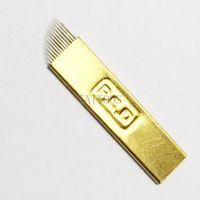 bevel machines - 50 PCD Pin Bevel Handmade Manual Eyebrow Blade For Permanent Makeup Manual Tattoo Pen Cosmetic Eyebrows