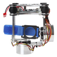 Wholesale HOT DJI Phantom Brushless Gimbal Camera Mount w Motor Controller for Gopro3 FPV Aerial Photography AFD_101
