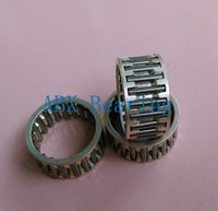 ball bearing assembly - K serie K25X35X30 K253530 radial needle roller bearing and cage assembly