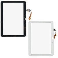 Wholesale Touch Screen Glass Digitizer For Samsung Galaxy Tab SM T530 T531 T535 quot Black White