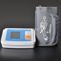 Wholesale U80BH Digital Blood Pressure Monitor Upper Arm Blood Pressure and Pulse Monitor Heart Beat Meter Portable