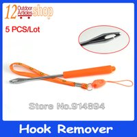 hook remover - Smooth Head Strong Fishing Hook Remover Carp Fishing Hook Removal Tool dehooker Supply Fishing Accessories